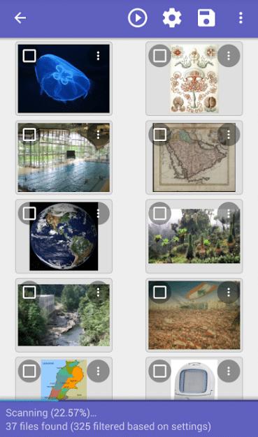 Recuperar Fotos Android DiskDigger
