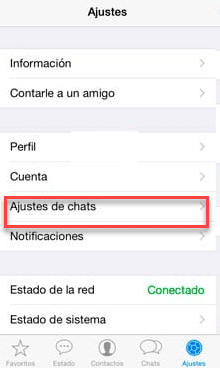 recupear fotos whatsapp iphone